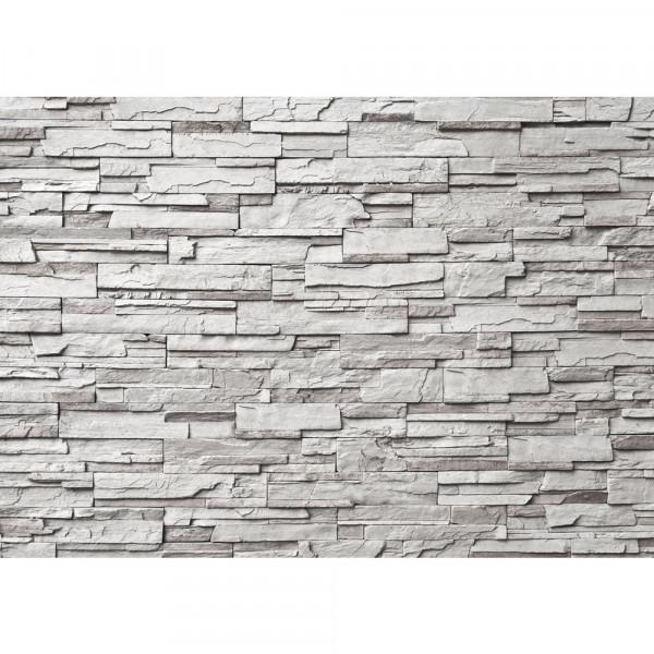 Vlies Fototapete Noble Grey Stone Wall Steinwand Tapete Steinwand Steinoptik Stein Steine Wand Wall
