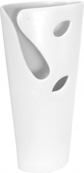 Dekovase Vase Blumenvase 32 Cm Hoch Deko Modern Design