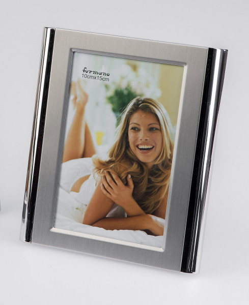 2-Piece Wood Rotating Photo Frame