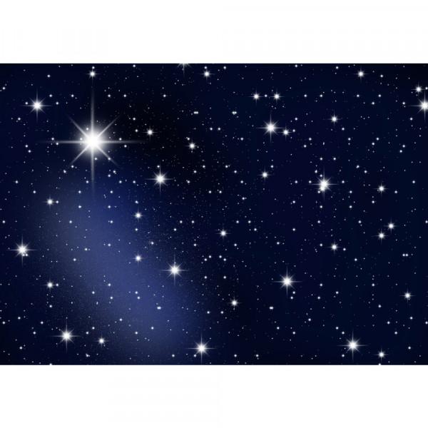 Vlies Fototapete A Million Stars Sternenhimmel Tapete Sternenhimmel Stars Sterne Nachthimmel blau
