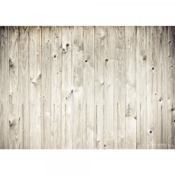Vlies Fototapete weathered wood plank Holz Tapete Holzoptik Holzwand Holzpaneel weißes Holz weiß