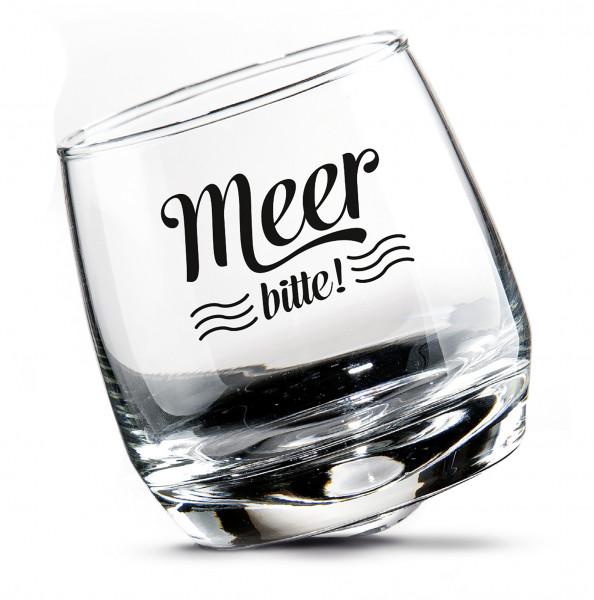 2 er Set Whisky-Gläser Rumgläser Wackelglas Schwenkglas in Geschenkbox Höhe 8,5 cm Durchmesser 7,5 c