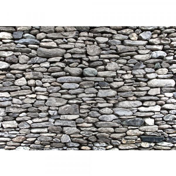 Vlies Fototapete Rocky Stone WallSteinwand Tapete Steinwand Steinoptik Stein Steine Wand Wall 3D