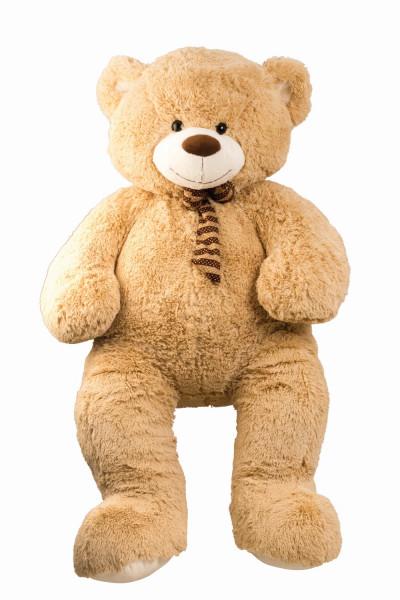 Giant Teddy Bear Cuddly XXL 150 cm tall plush stuffed animal velvety soft - for love