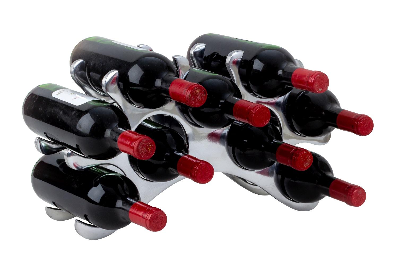 Modernes Weinregal Flaschenhalter Lifestyle More