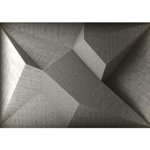 Vlies Fototapete Loft Stone Wall Steinwand Tapete Steinoptik 3D